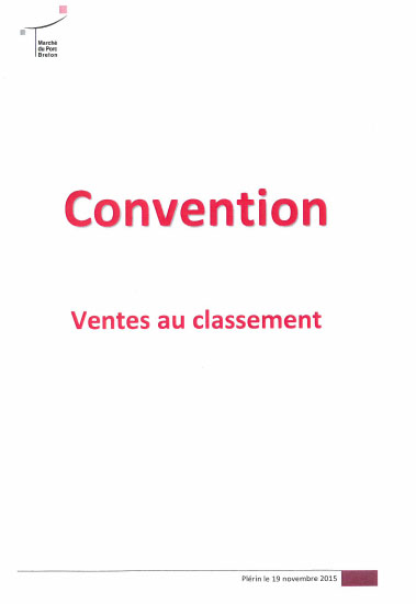 convention MPB